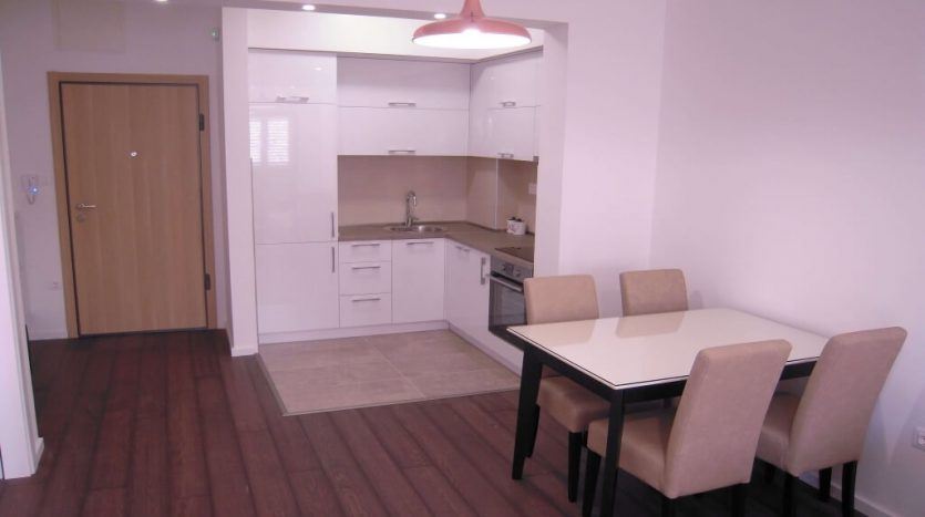 Rent an apartment in Podgorica for a day night week in Vezir building