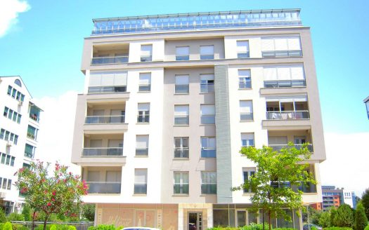 Apartments for rent Podgorica in Carine building